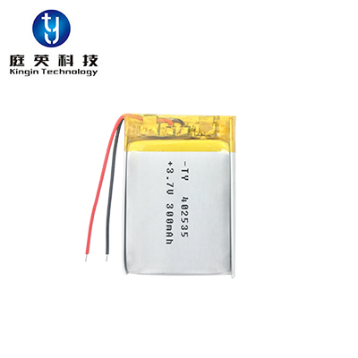 Polymer lithium battery 402535