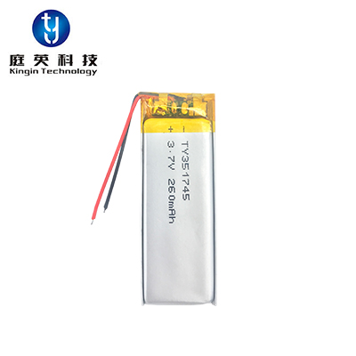 Polymer lithium battery 351745