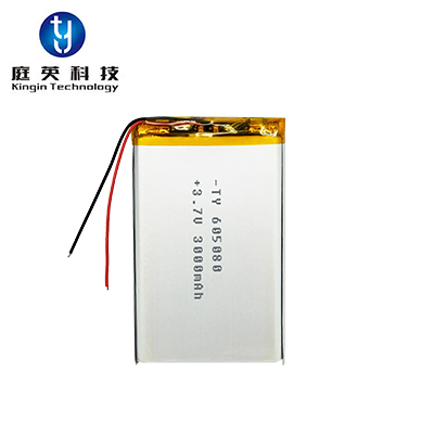 High quality 605080 polymer lithium battery