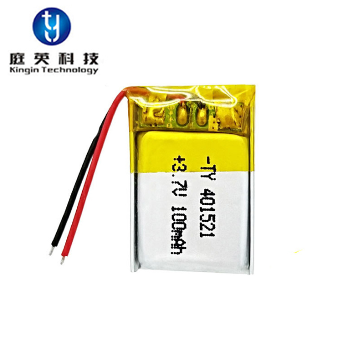 Polymer lithium ion battery 401521