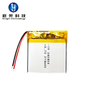 High quality polymer lithium battery 303030