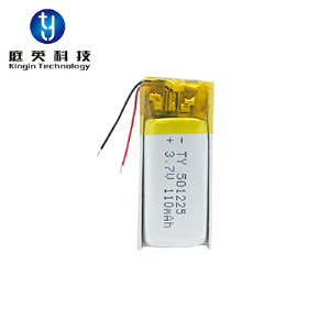 501225 polymer lithium battery