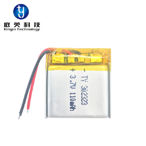 Polymer lithium battery 302323
