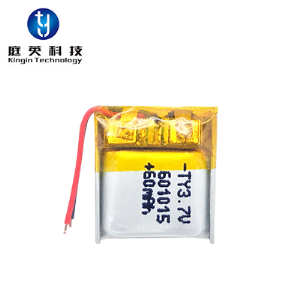 High quality polymer battery 601015