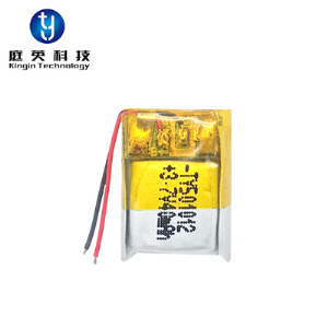 Polymer lithium battery 501012