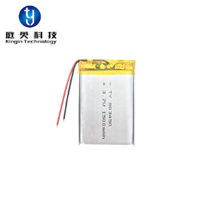 Polymer lithium battery 803450