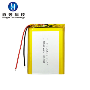 Large capacity polymer lithium battery 105573